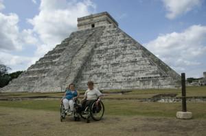 Pyramide Mexiko